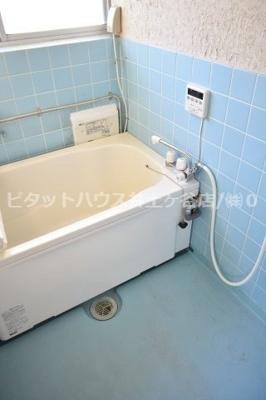 【浴室】コーポ弘明寺