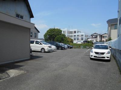 【外観】今宮3丁目月極駐車場