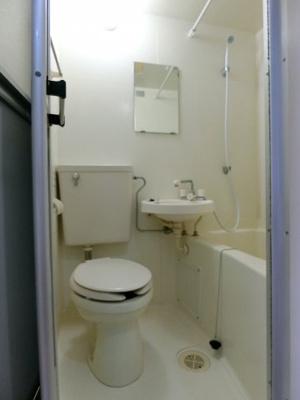 【浴室】カンフォート米子