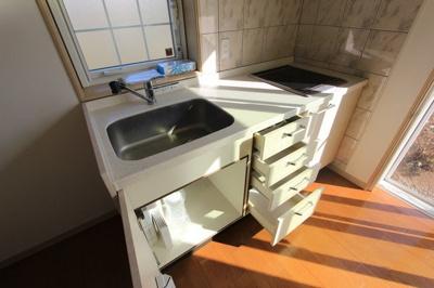 1階キッチン居室