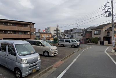 【外観】本橋第二駐車場