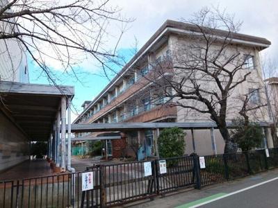 高崎市立新高尾小学校まで1100m