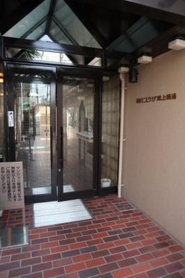 【エントランス】朝日プラザ西上橘通