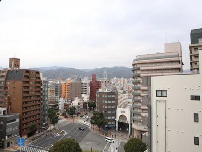 【展望】S-RESDENCE神戸元町