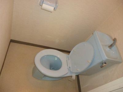 【トイレ】スイートコーポラス