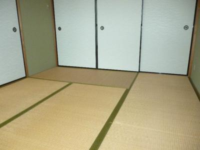 【寝室】スイートコーポラス
