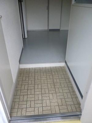 【玄関】スイートコーポラス