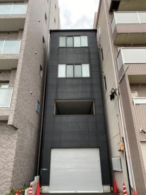 【外観】大町東 事務所使用可能戸建