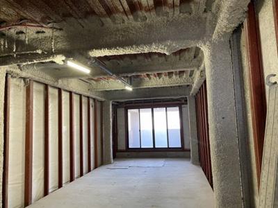 2階フリースペース部分内装