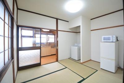 【居間・リビング】中谷アパート
