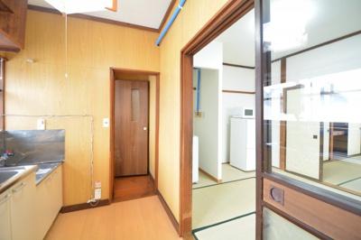 【キッチン】中谷アパート
