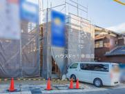 岡崎市松橋町1丁目(シリーズ名:ブルーミングガーデン) 全2戸の画像