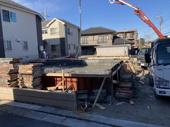 八王子市横川町 新築戸建 全3棟の画像