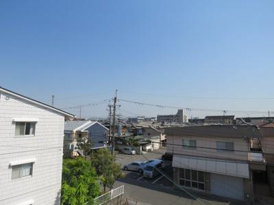【展望】杉本マンション