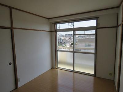 【洋室】杉本マンション