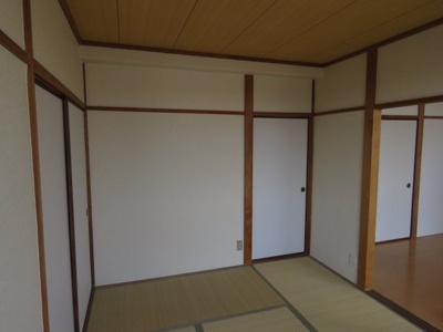 【寝室】杉本マンション