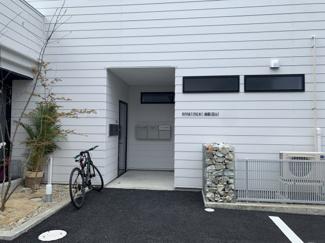 【外観】アパートメント栄町