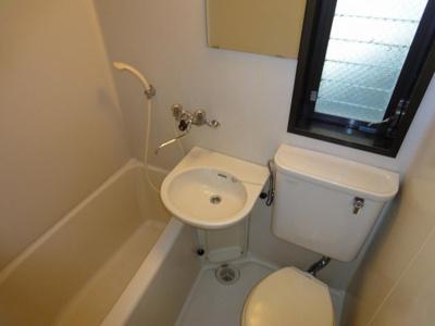 【浴室】テラス梶ヶ谷