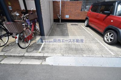 【駐車場】クオリティ小阪