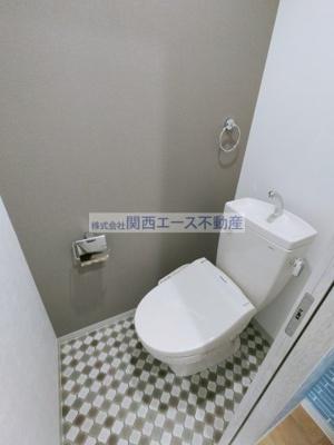 【トイレ】ボグリハイム東大阪