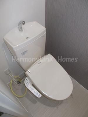 Storia高田馬場のトイレもきれいです☆