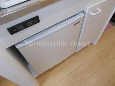 Storia高田馬場のミニ冷蔵庫(冷凍スペース有・氷を作れます)☆