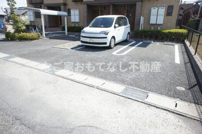 【駐車場】グレイスガーデン