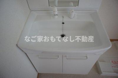 【独立洗面台】グレイスガーデン