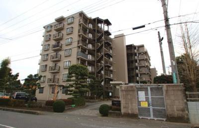 【外観】毛呂山町岩井西 中古売マンション