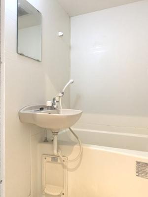 【浴室】リシェ矢野口B棟
