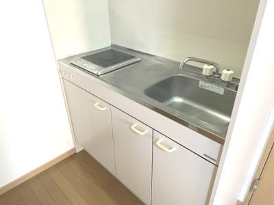 【キッチン】リシェ矢野口B棟