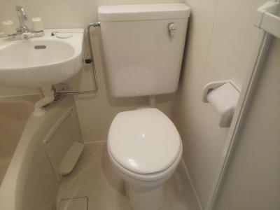 【トイレ】ホーム幕張本郷