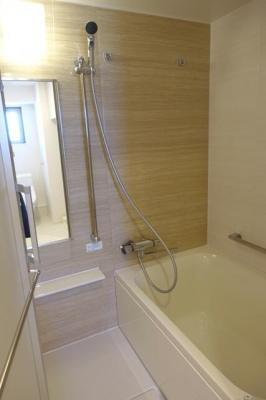 【浴室】パークアクシス学芸大学レジデンス