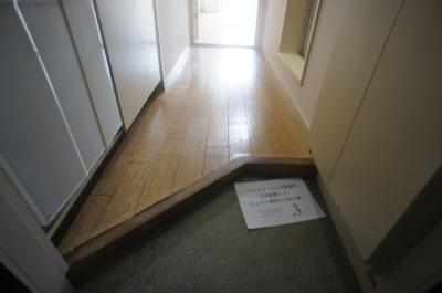 【玄関】パシフィック出戸
