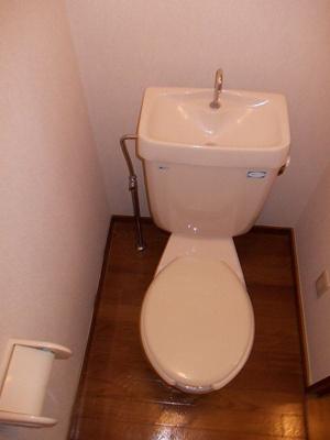 【トイレ】シティうばら
