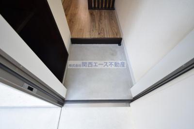 【玄関】ハイツ雅