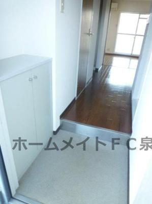 【玄関】アイグランデ