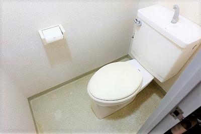 【トイレ】クレスト近江ビル