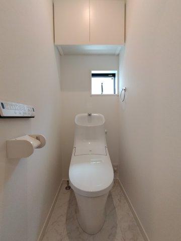2階トイレになります。