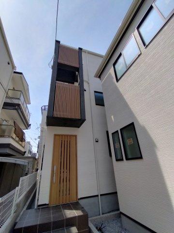 モデルハウス階段