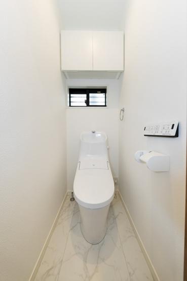 1階トイレになります。