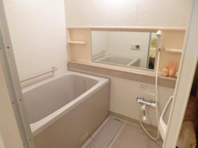 浴室写真です。