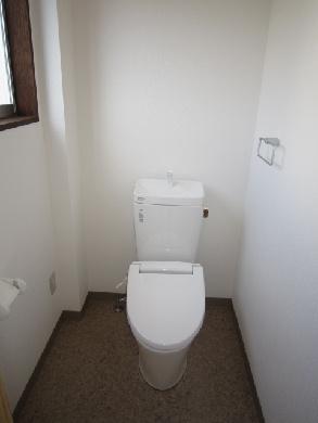 【トイレ】米子市旗ヶ崎7丁目事務所