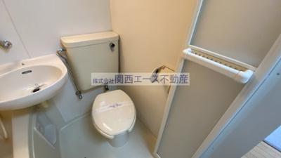 【トイレ】フローラ若草