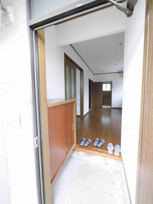 【玄関】KIMI HOUSE中澤