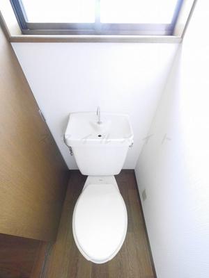 【トイレ】KIMI HOUSE中澤