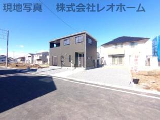 現地写真掲載 新築 高崎市倉賀野町AO8-2 の画像