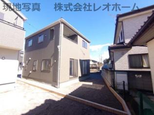 現地写真掲載 新築 高崎市倉賀野町AO8-9 の画像