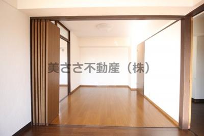 【洋室】西八王子ハイツB棟