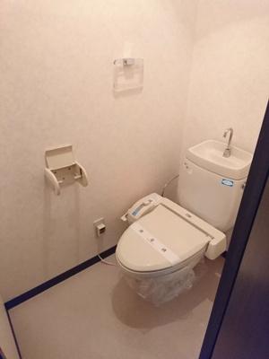 【トイレ】ベルサエレンシア